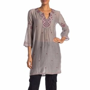 Johnny Was Ava Flare Sleeve Tunic